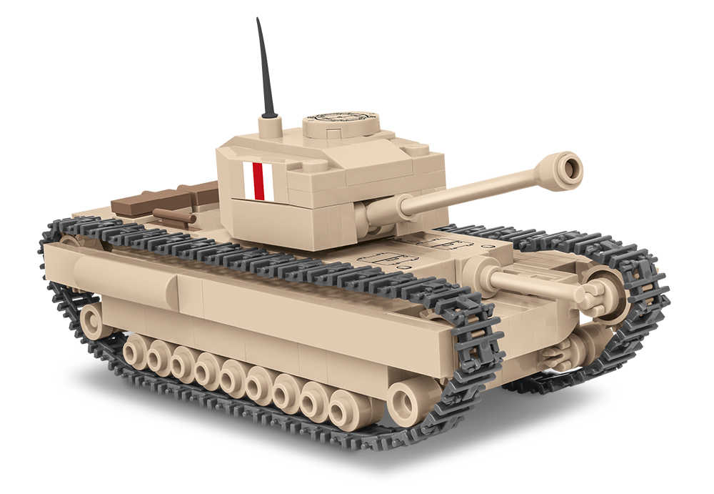 Klocki COBI World of Tanks 3064 model